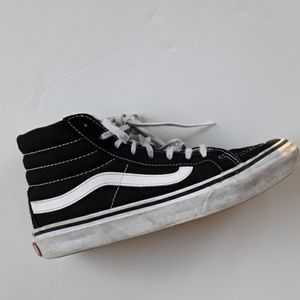 VANS TENNIS SHOES MEN 5 WOMEN 6.5